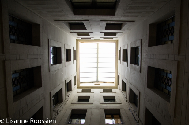 plafond-watermerk